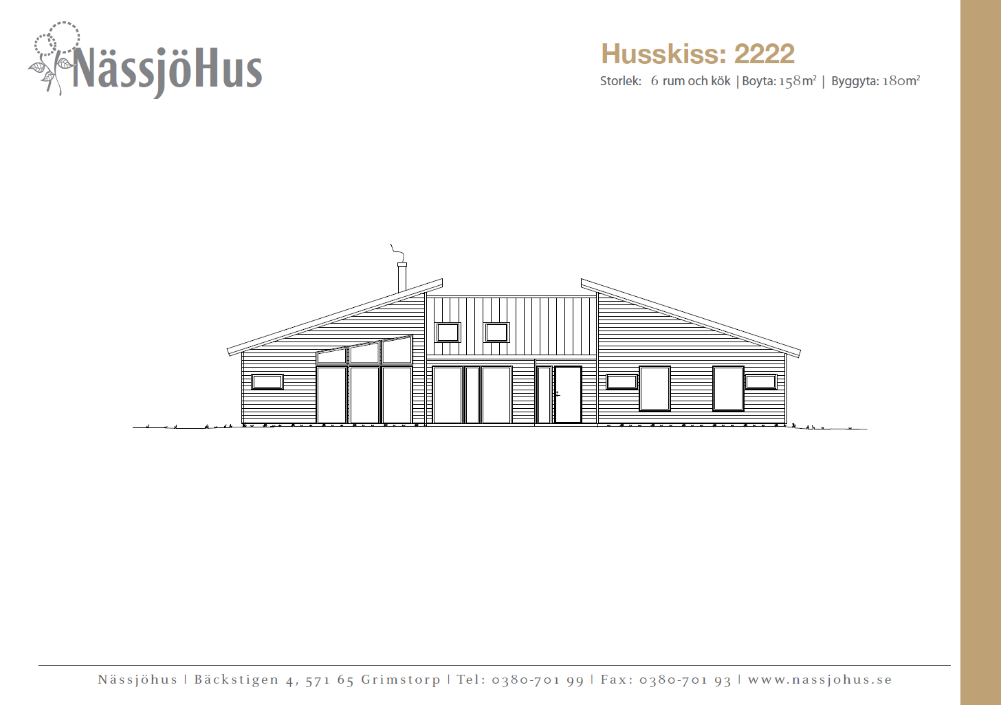 Husskiss Villa 2222